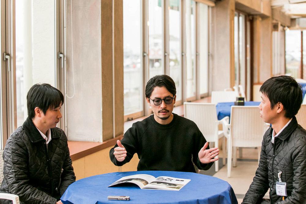 VEZEL Modulo Xの開発を担当したホンダアクセスの渡邊岳洋、木村夏樹から話を聞く柳津林太郎