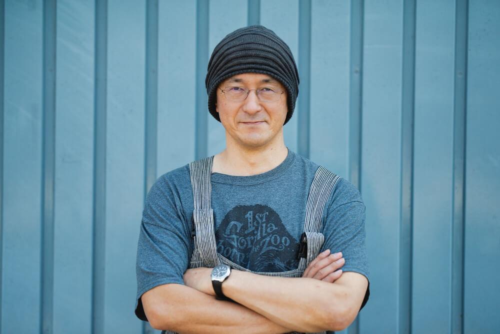 モデストカーズ代表・田中伸幸さんのイメージ写真