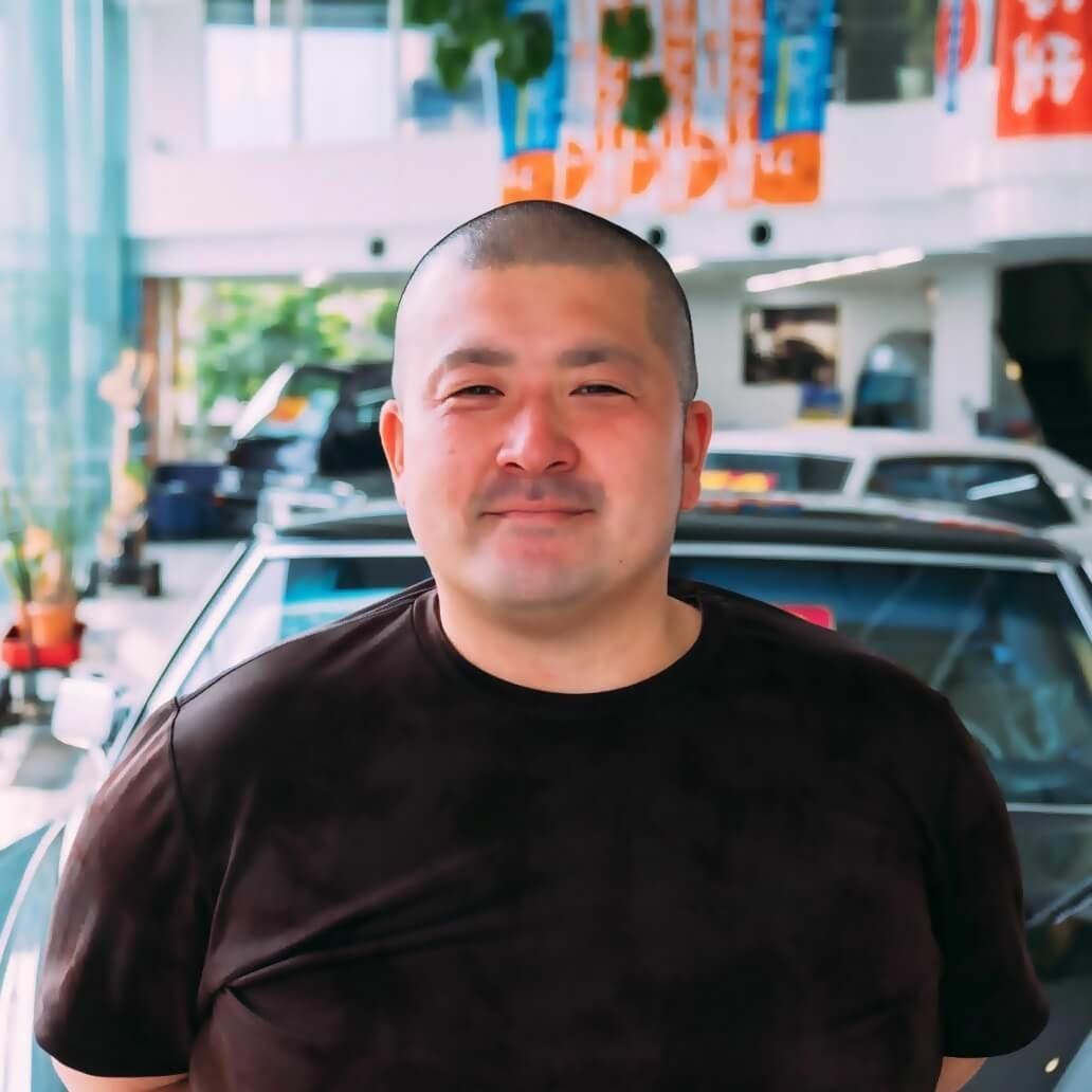 カースピリッツの今本健太郎さん