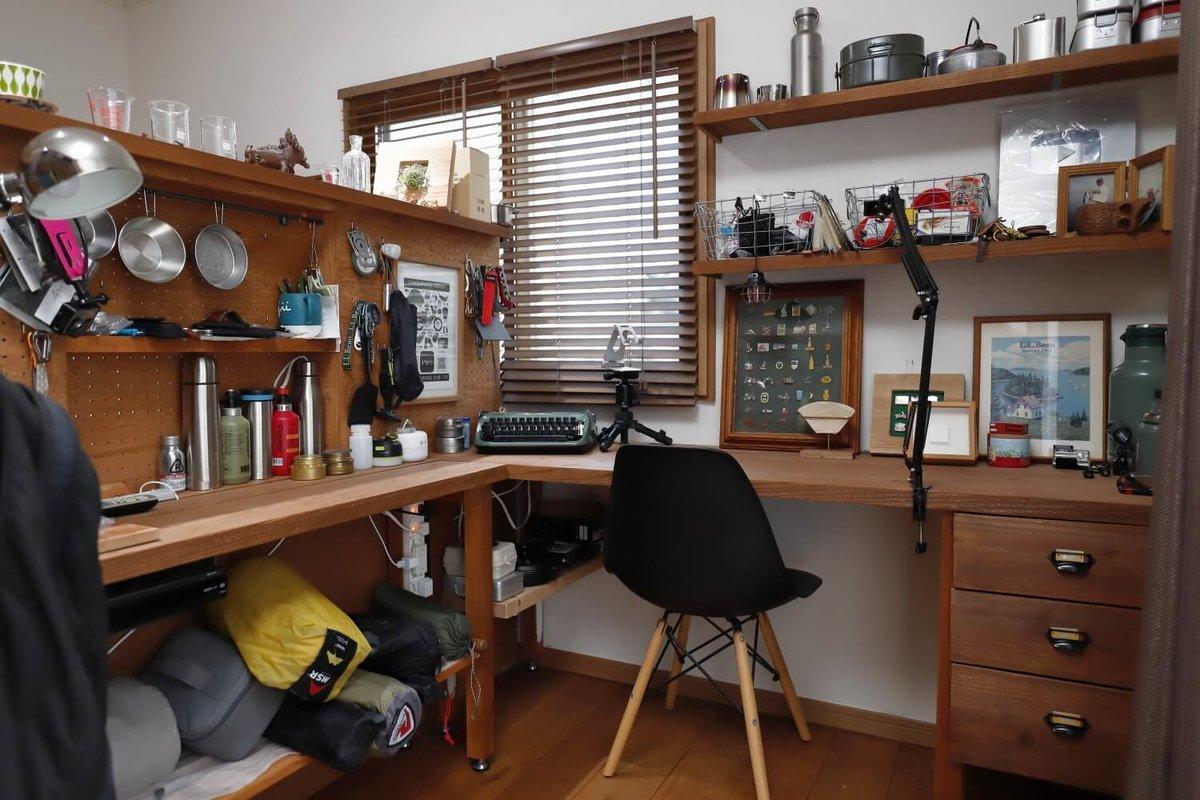 ウィンピージジイさんの作業部屋