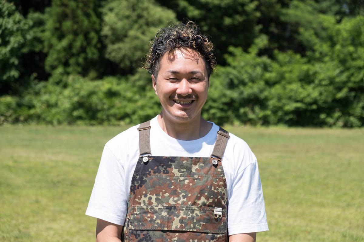 03_ゲストハウスLAMP(ランプ)支配人・料理長のマメさん