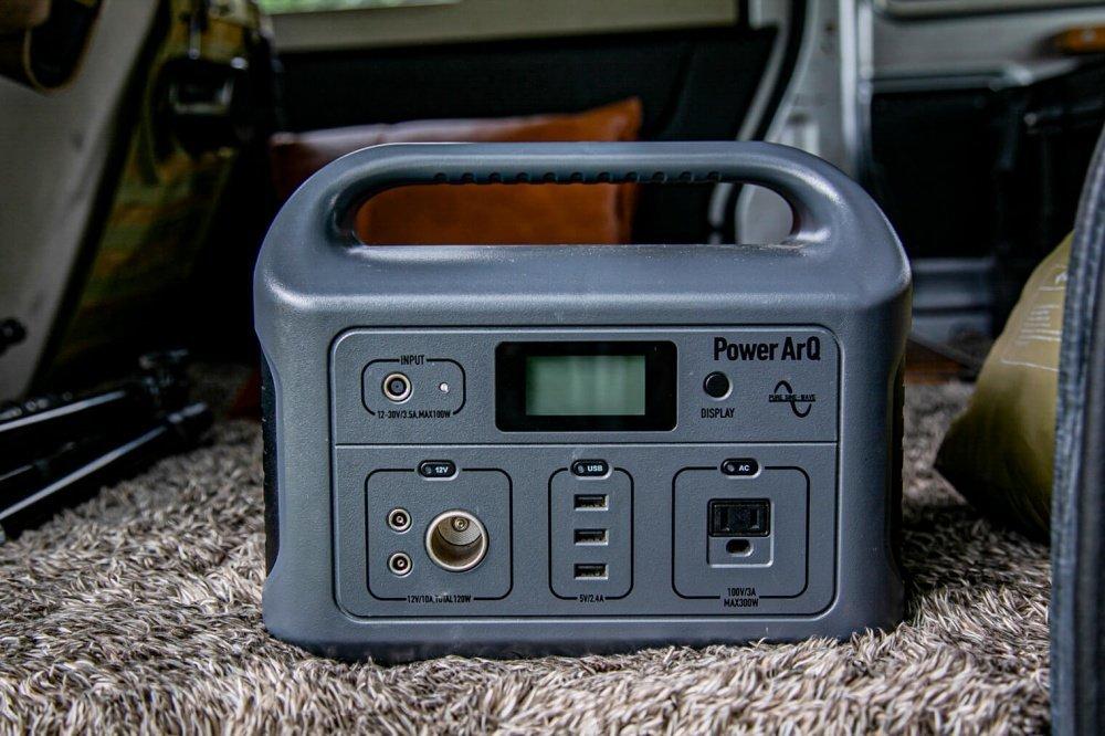 26_「PowerArQ(パワーアーク)」のポータブル電源
