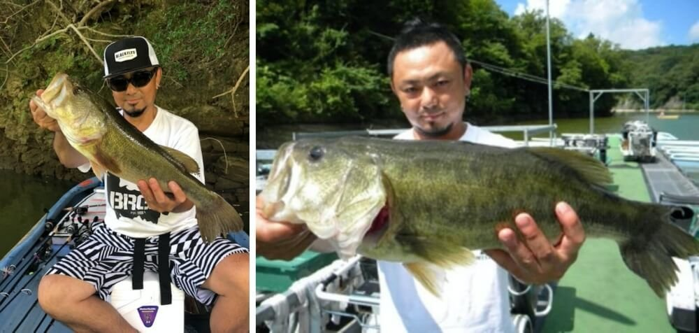 亀山湖のボート釣りで大きなバスを釣った、トランポ仕様にカスタムしたN-VANオーナー・堀さん