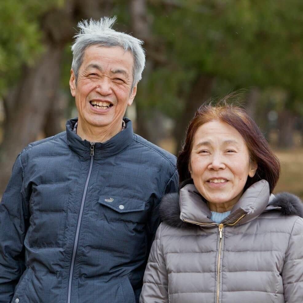 N-VANカスタムオーナー・岩見さん夫婦のプロフィール