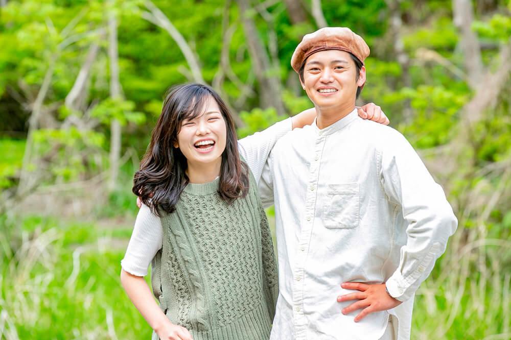 軽バンで日本一周するカップル「軽バン生活」こと、あかねさん&はやとさん