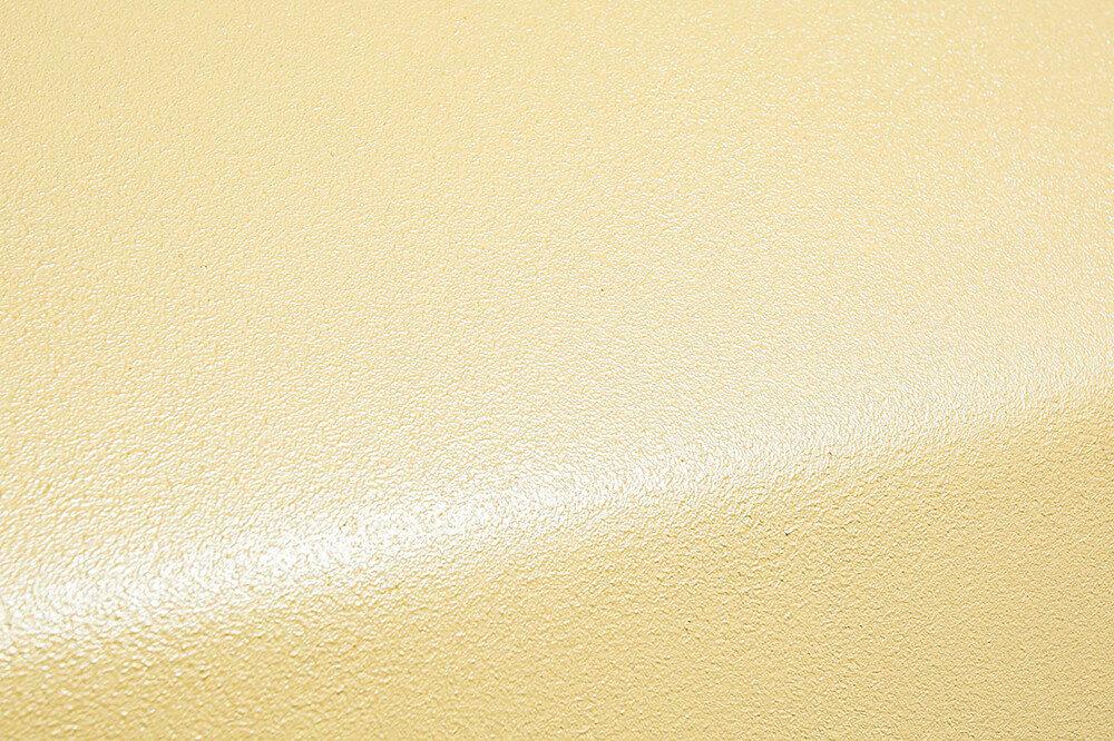 ボディの塗装の表面に細かい凹凸があるのがわかるアップの写真
