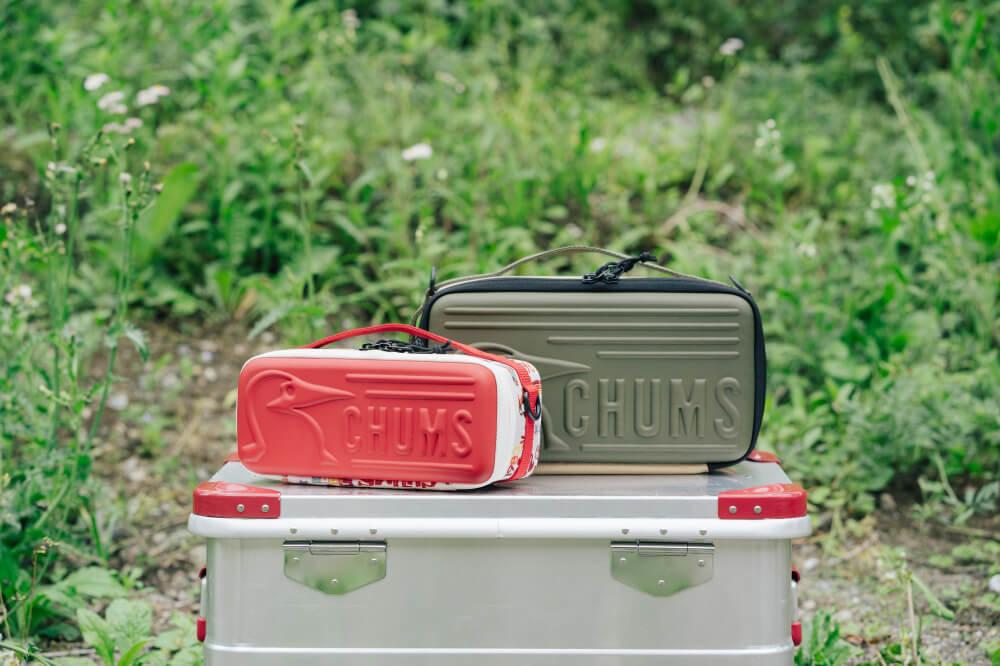 CHUMSの総代理店である株式会社ランドウェル広告宣伝部おすすめのアイテム「ブービーマルチハードケース」