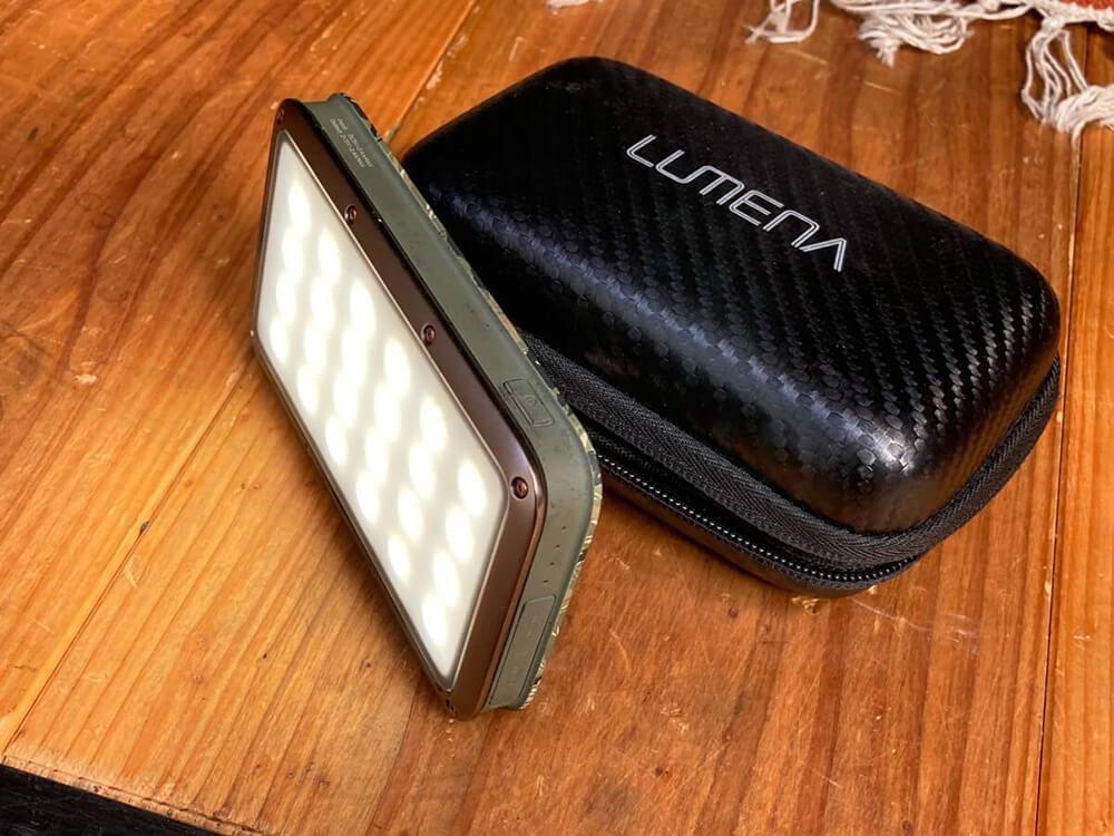 LEDライト「LUMENA(ルーメナー)」