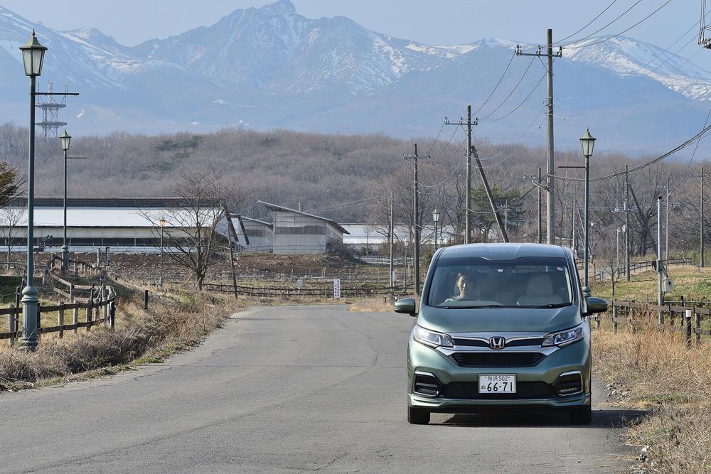 那須高原は牧場も多くとってものどかな場所です