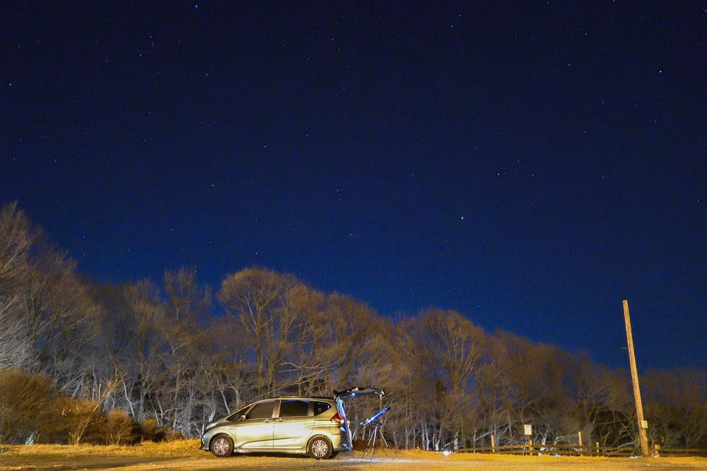 皆さんも満天の星空のもとでの車中泊を、ぜひ楽しんでみてください!