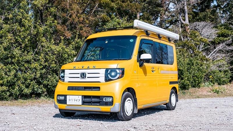 Honda N-VAN画像