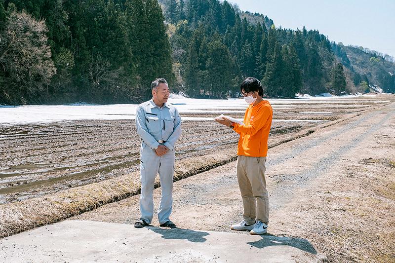 地主さんと渡邉さんの写真