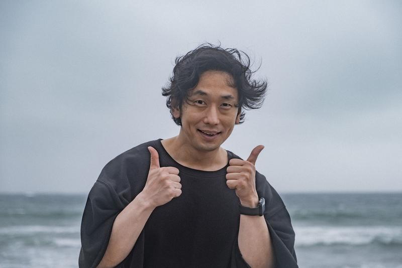 笑顔の大川さんの写真