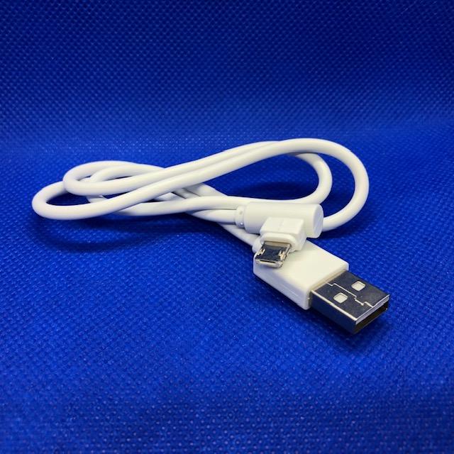 ライトニング+マイクロB兼用充電転送ケーブル