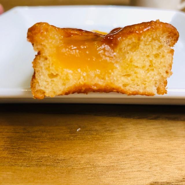 モッチモチの食感とアップルパイのようなりんご甘みがたまらない