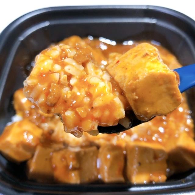 超正統派な麻婆豆腐なので、辛すぎず誰でも美味しく食べれる