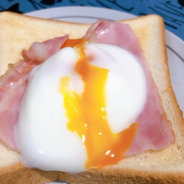半熟卵はいろんな料理のトッピングに使えて便利