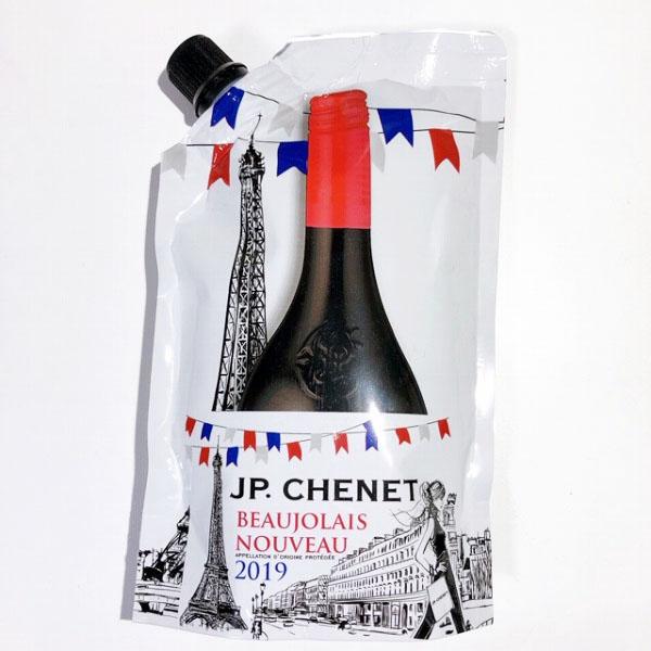 宅飲みでお手軽価格でワインを飲み比べできちゃう!東急ハンズ「J.P.シェネ ボジョレーヌーヴォー 2019 イージーパック」