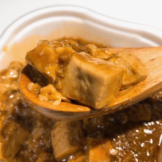 豆腐と麻婆の相性は相変わらずバッチリ