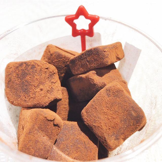 このチョコは人には渡さない!淡雪のように口の中でとろける生チョコが絶品 セブン「冬のご褒美 とろける生チョコ」