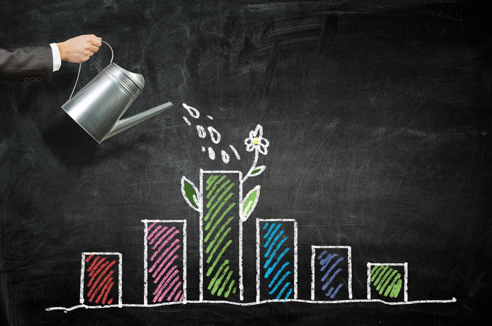 年金原資の運用方法で将来の年金額が変わる