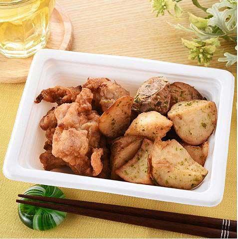 鶏唐揚げ(醤油だれ)