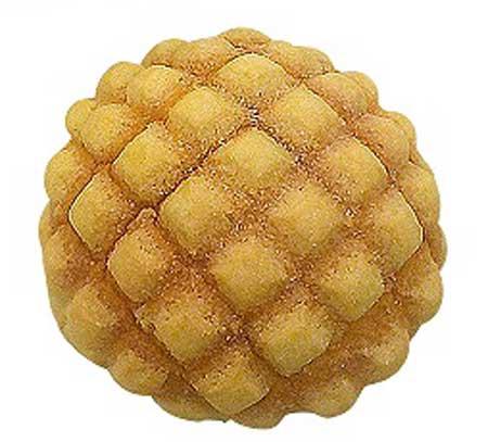 サックサクメロンパン(欧州産発酵バター使用)
