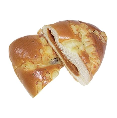 バターチキンカレーパン