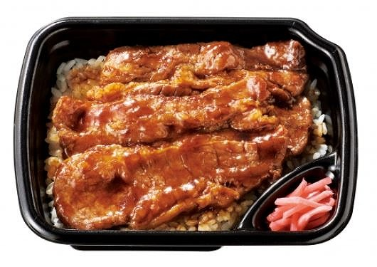【7月1日新登場】史上最大カルビ爆誕!肉好きの期待度MAX!ほっともっと「大判カルビ重」