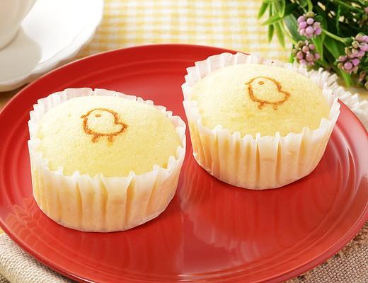 ピヨたんのまんまるケーキ 2個入