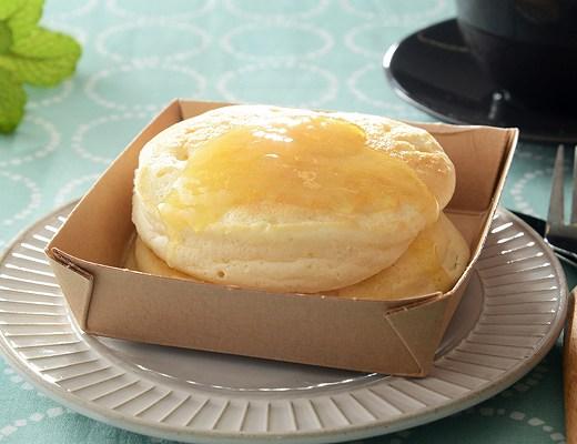 ふわふわメレンゲのリコッタパンケーキ
