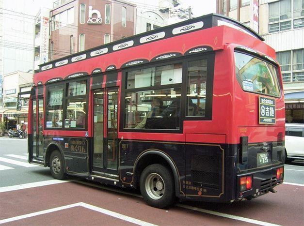 巡回バスのめぐりん