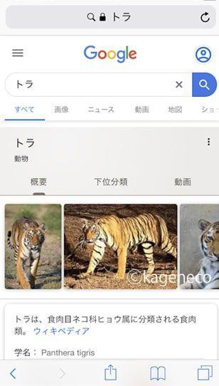 スマホからGoogleARの呼び出し方の手順