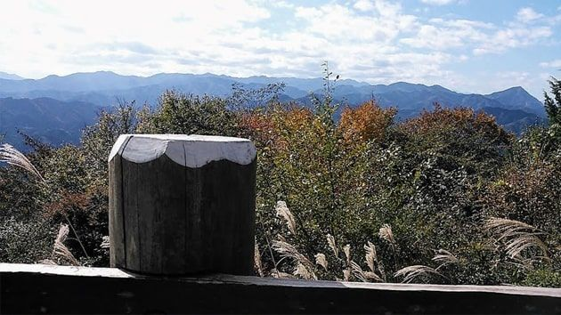 関八州見晴台関から見た景色