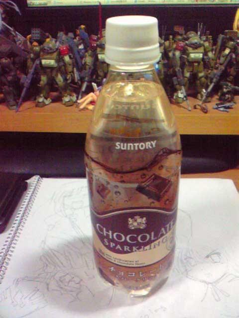 チョコレート・スパークリング