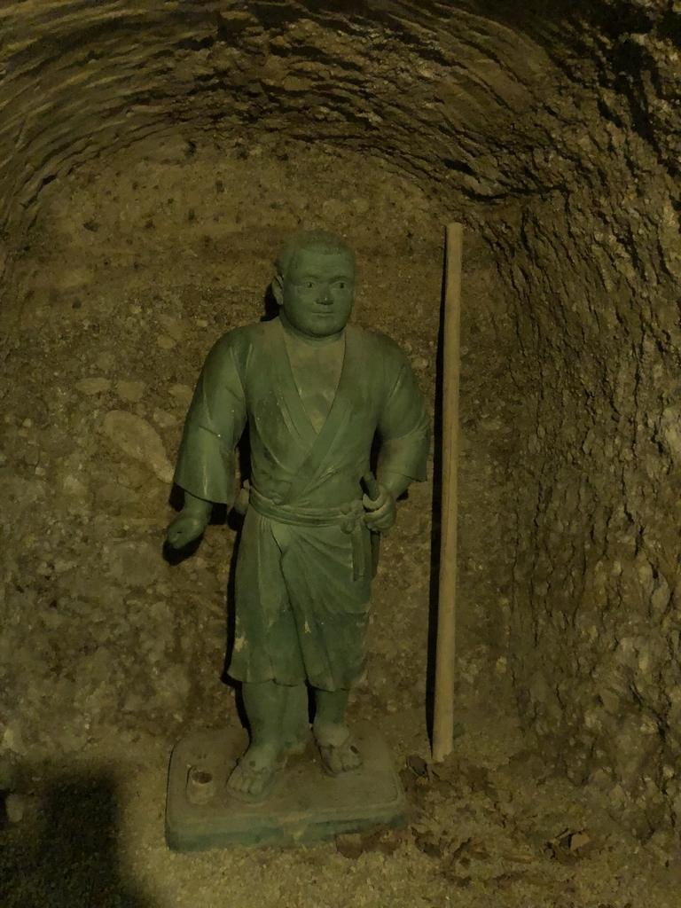 鹿児島観光西郷隆盛洞窟城山