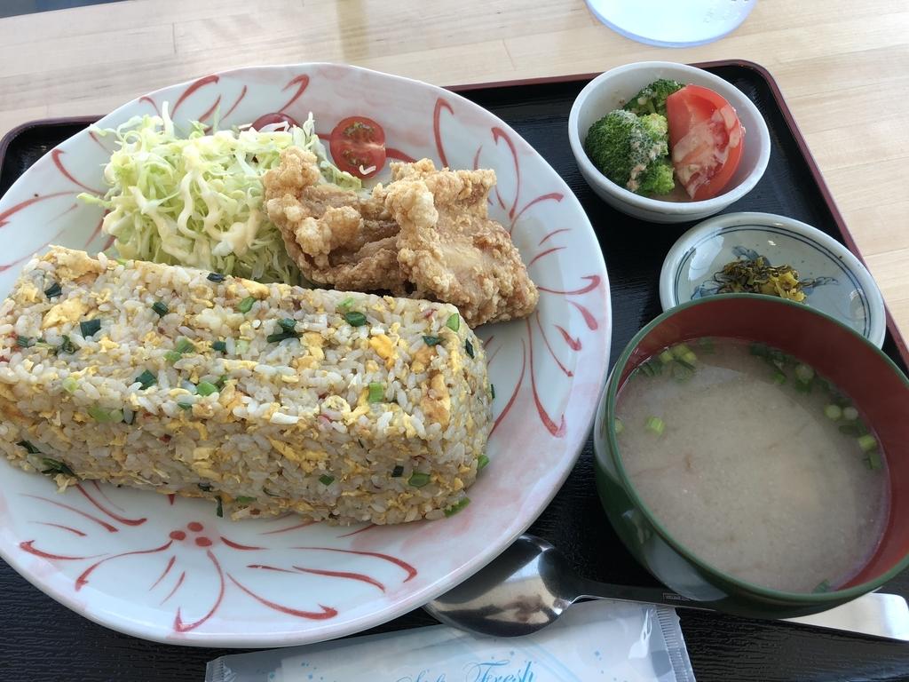 鹿児島ランチダムチャー鶴田ダム食事処食堂