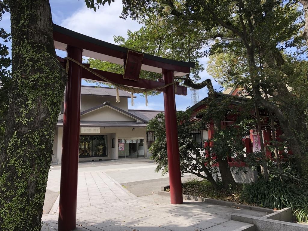 鹿児島御朱印神社八坂神社おぎおんさあ六月灯清水町