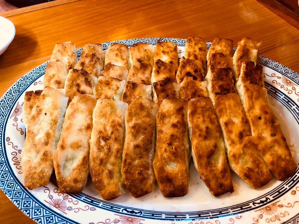 熊本ランチ餃子松龍軒人吉市お昼ごはん