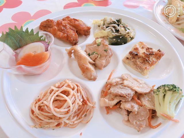 鹿児島ランチバイキングピザ食べ放題病院レストラン華きら薩摩川内市