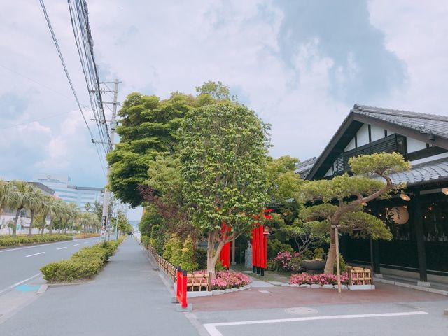 鹿児島神社商売繁盛仕事運与次郎ヶ浜稲荷