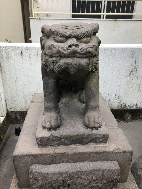 鹿児島御朱印神社塩竃神社鹿児島市