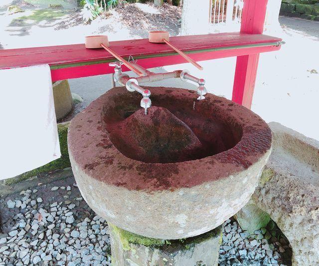 鹿児島御朱印神社勝栗神社湧水町