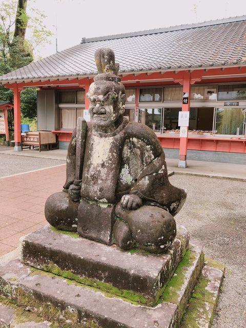 鹿児島御朱印神社安楽山宮神社志布志の大楠志布志市
