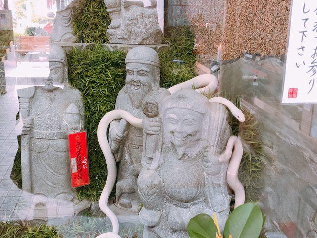 宮崎御朱印神社白蛇神社白蛇さま都城市金運