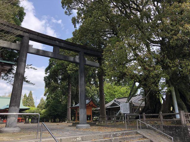 鹿児島御朱印神社飯倉神社南九州市