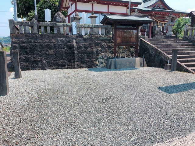 鹿児島御朱印神社ブログ八咫烏市来神社いちき串木野市