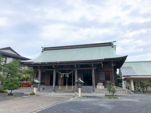 熊本御朱印神社濱八幡宮水俣八幡宮水俣市