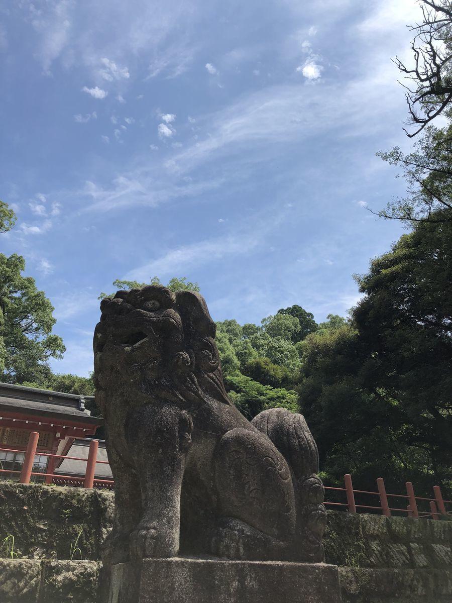 鹿児島御朱印神社ブログ蒲生八幡神社姶良市