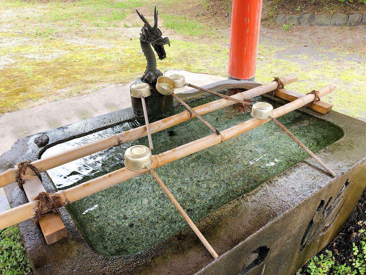 鹿児島御朱印巡りブログ月讀神社鹿児島市桜島
